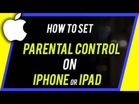 How to Set Up Parental Controls on iPhone or iPad