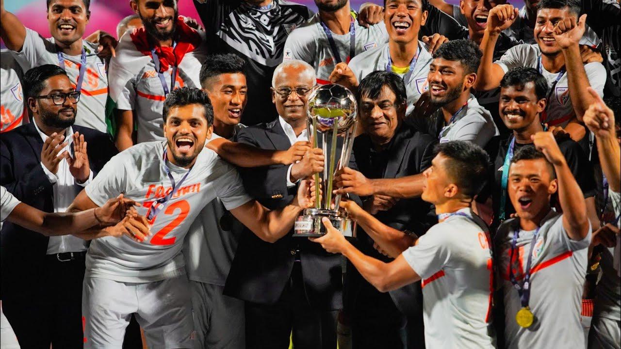 Download SAFF championship 2021 Final Highlights: India Vs Nepal