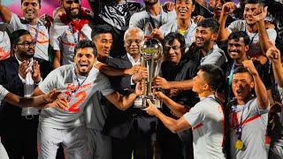 SAFF championship 2021 Final Highlights: India Vs Nepal