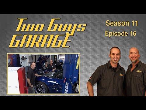 C6 Corvette Twin Turbo Tuning | Two Guys Garage | Season 11 | Season 16