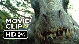 Jurassic World Movie Clip - Run (2015) - Chris Pratt Movie HD