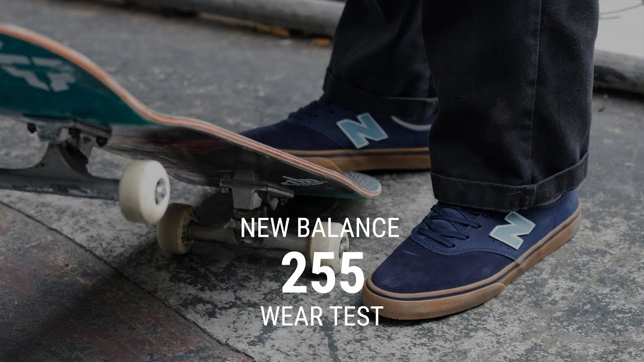 New Balance 345 Skate Shoes Review