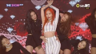 SoRi, Touch [THE SHOW 181002]