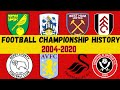 EFL Championship Playoff Final History (2004-2020) MP3