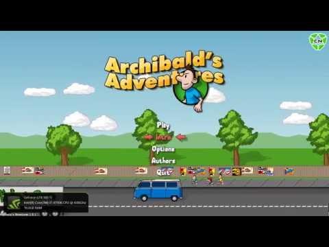 Archibald's Adventures   PC Gameplay