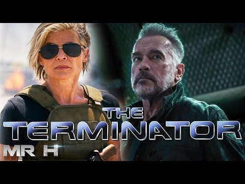 Lukas & Careth In The Morning - First Look at Terminator: Dark Fate
