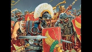 Hail Caesar How to paint a Roman Legionary