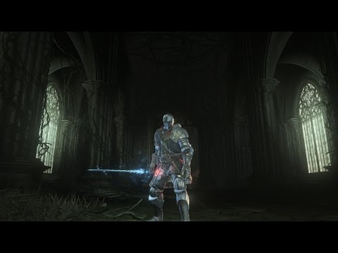 Dark Souls 3 - The Ringed City Weapon & Armor Showcase