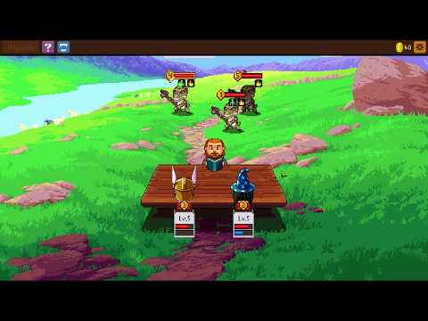 Knights of Pen and Paper 2. ep #2 Noobs and bubblepartys. |