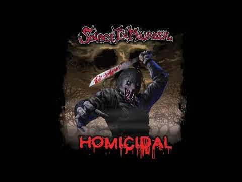 Solace In Murder - Homicidal (Full Album, 2018)