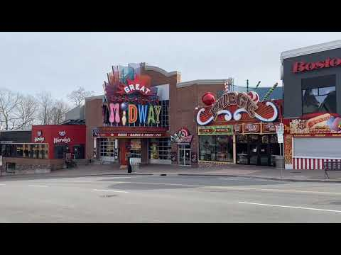 Niagara Falls Ghost Town