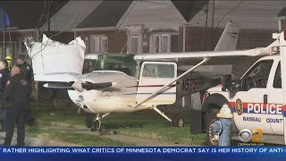 New Details On Valley Stream Emergency Landing