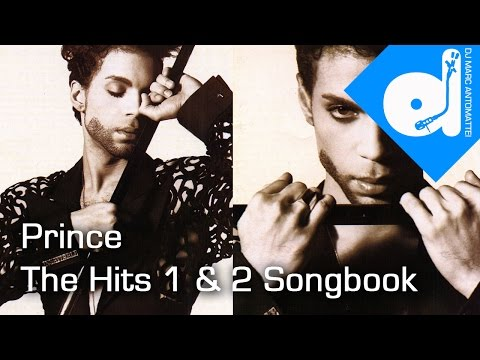 Prince The Hits 1 & 2 Sheet Music Songbook - YouTube