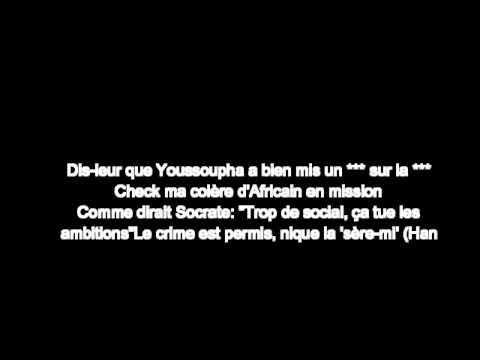 Youssoupha Song Lyrics   MetroLyrics