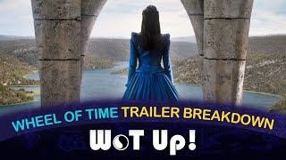Wheel of Time Trailer Breakdown!