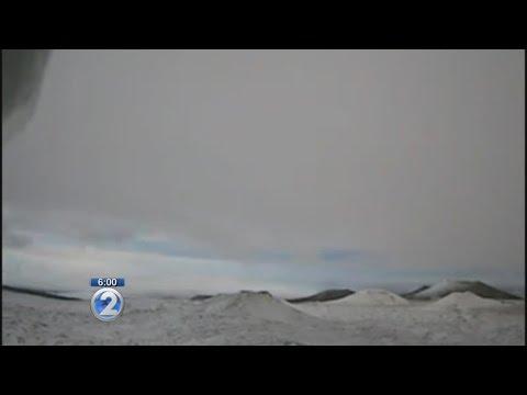 White Christmas creates dangerous conditions on Mauna Kea