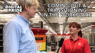 Coming out and transitioning in the workplace