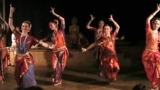 Klasyczny taniec indyjski, Jathiswaram [Nataraja]