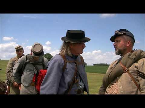 ANTIETAM NATIONAL BATTLEFIELD BLOODY LANE LIVING HISTORY JUNE 2017
