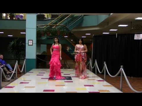 Impression Bridal Presents DISNEY/XCITE FASHION SHOW Spring/Prom 2013 Collection