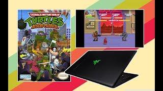 Teenage Mutant Ninja Turtles: Rescue-Palooza! - Gameplay