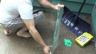 How To Clean An Aquarium Lid / Cover The Easy Way