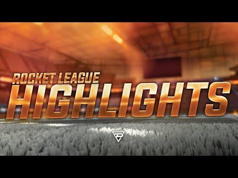 Rocket League Highlights / NEW Dinner Dash Shot?!?