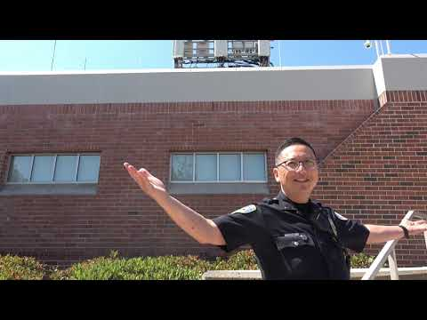 Officer Lee Lends an Ear to the First Amendment - El Segundo Police Department