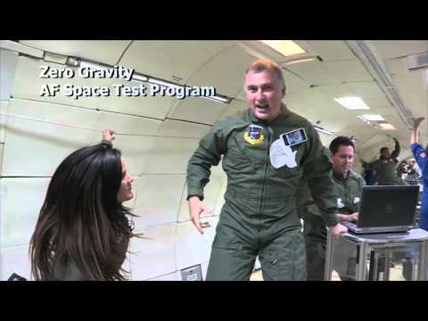 Air Force Space & Cyber Space Mission Video
