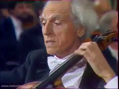 Paul Tortelier, Paganini - Variations on a theme from ''Moses in Egypt''