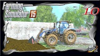 Farming Simulator 15 - vous et moi épisode 10 - carrière suivie - multijoueurs