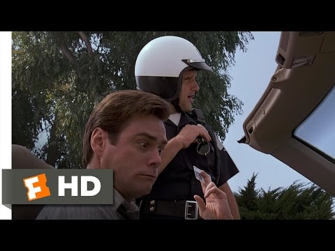 Liar Liar (6/9) Movie CLIP - Car Troubles (1997) HD