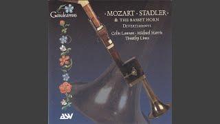 Duettino No.4 in B flat for 2 clarinets - Rondo - Allegretto