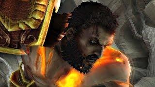 God of War - Kratos Meets His Brother (Deimos Boss Fight)