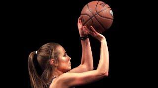 Shooting a Basketball in SUPER Slow Motion | Phantom Camera | Rachel DeMita & Shot Science