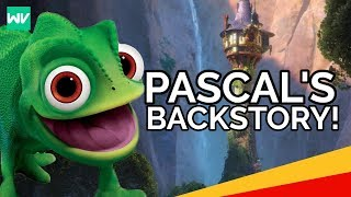 How Pascal Met Rapunzel! | Backstory, Origin and Mother: Discovering Tangled
