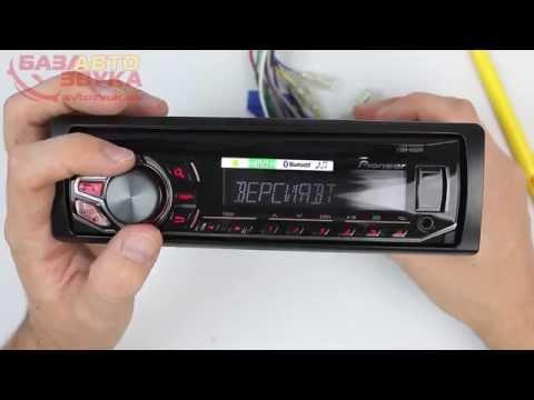Вопрос: Как подключить iPod к автомобильной магнитоле?