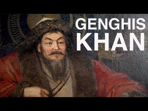 Genghis Khan Explained In 8 Minutes