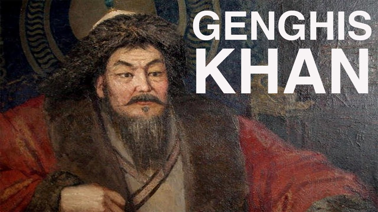 40 Facts About Genghis Khan