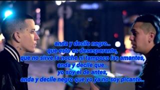 XXL IRIONE - ANDA Y DECILE   LETRA!