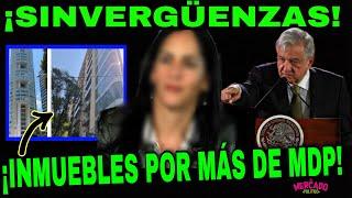 ¡CORRUPTA ALCALDESA PANISTA AL SERVICIO DEL C4RTEL INMOBILIARIO! TIENE MÁS PROPIEDADES QUE LA SÁBILA