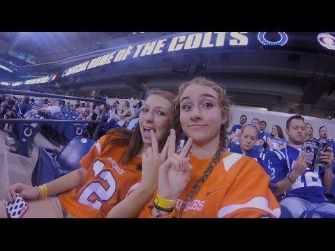 lucas oil stadium 2016 vlog