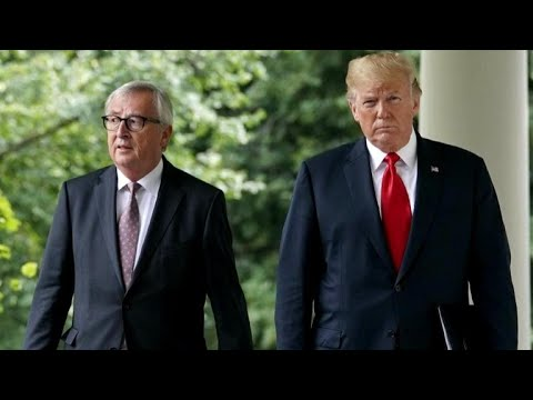"""Trump and EU easing trade tensions a """"ceasefire,"""" but pressure still on"""