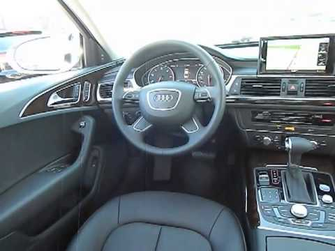 2013 Audi A6 2 0t Premium Plus Sedan 4d Los Angeles Van