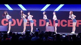 AOA : 심쿵해 Heart Attack : fullshot fancam : K-POP 커버댄스 페스티벌 : 서울광장