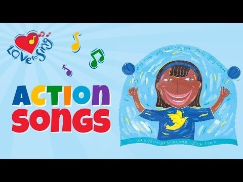 Rere Atu Maori Poi Song | Kids Action Songs | Children Love to Sing
