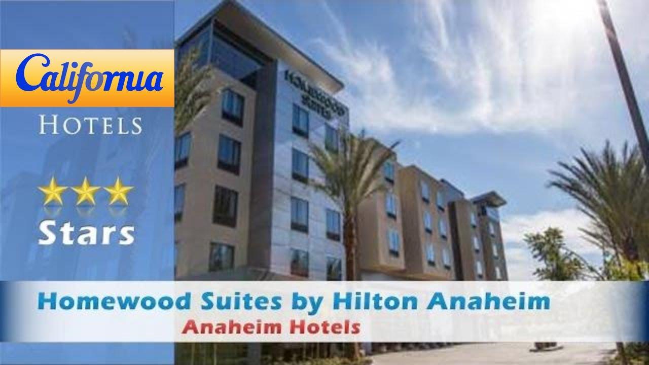 Homewood Suites by Hilton Anaheim Conv Ctr/Disneyland Main, Anaheim ...