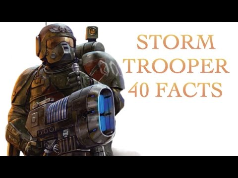 40 Facts and Lore about Storm Troopers Warhammer 40K