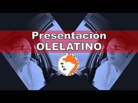 1 PRESENTACIÓN OLELATINO José Luis Barrios Rada