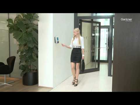 Access Control  and Staff Time Recording Systems with GANTNER